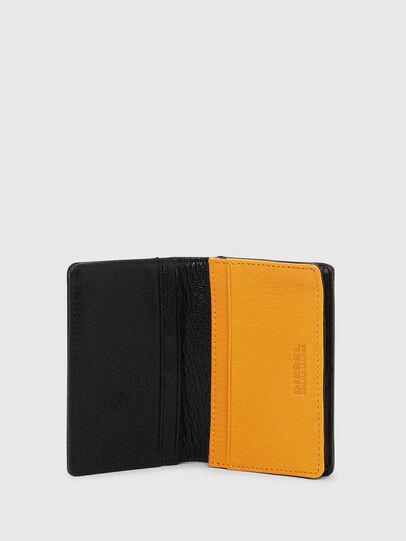 Diesel - DUKEZ, Black/Orange - Small Wallets - Image 3