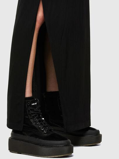 Diesel - D-RASPERY, Black - Dresses - Image 5