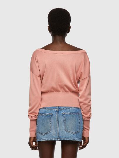 Diesel - M-COLUMBIA, Pink - Knitwear - Image 2