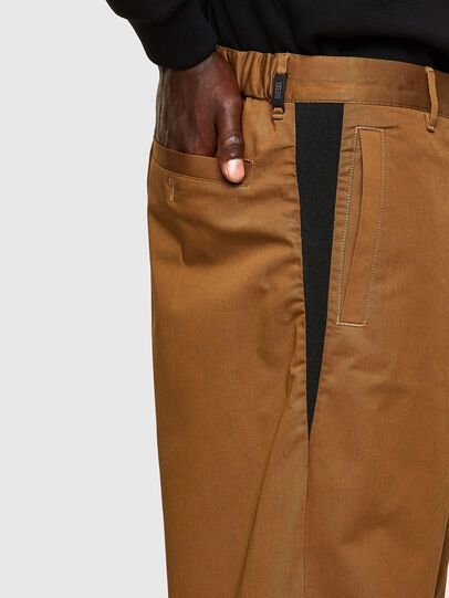Diesel - P-LEVOS, Brown - Pants - Image 3