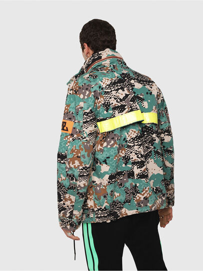 Diesel - J-TOUCHA-CAMOU,  - Jackets - Image 2