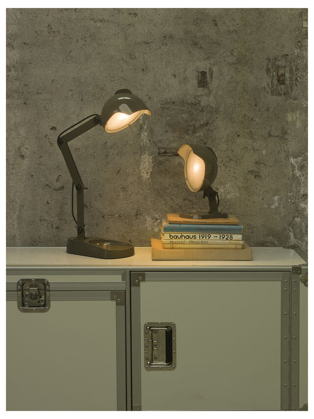 Living DUII TAVOLO, Green/Grey - Table Lighting - Image 4