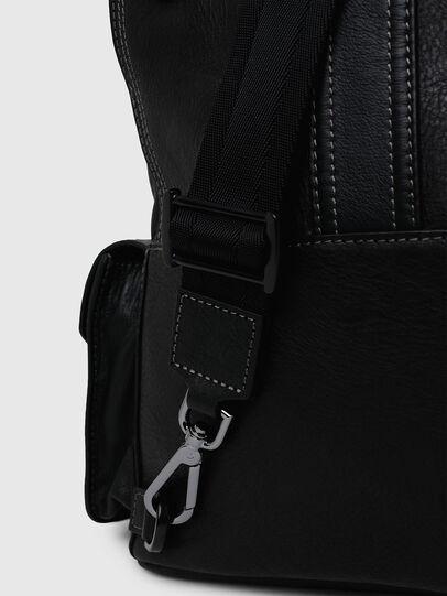 Diesel - MISS-MATCH BACKPACK, Opaque Black - Backpacks - Image 4
