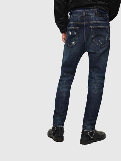 Diesel - D-Eetar 0890W, Dark Blue - Jeans - Image 2