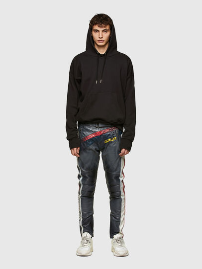 Diesel - P-POWER, Black - Pants - Image 5