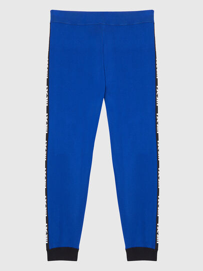 Diesel - K-BANA, Black/Blue - Pants - Image 2