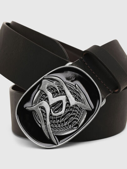 Diesel - B-VASCKY, Dark Brown - Belts - Image 2