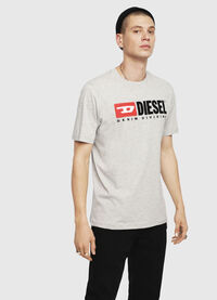 T-JUST-DIVISION, Light Grey