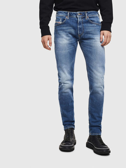 Diesel - Thommer 0096D, Light Blue - Jeans - Image 1
