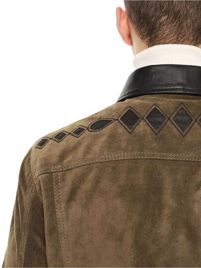 Diesel - LYRICH,  - Leather jackets - Image 5
