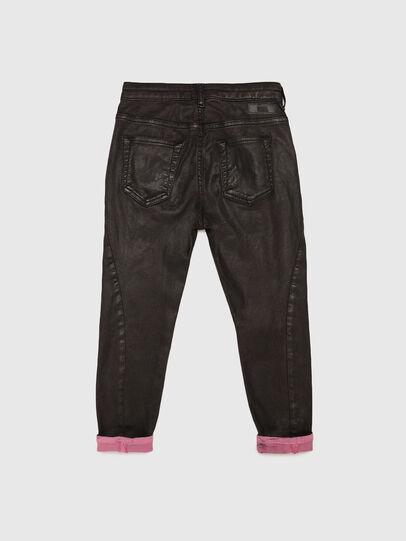 Diesel - D-FAYZA-J JOGGJEANS, Black/Pink - Jeans - Image 2
