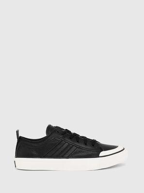 S-ASTICO LOW LOGO, Black - Sneakers