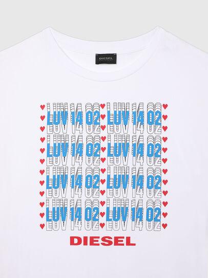 Diesel - UMLT-DIEGOS-J, White - Tops - Image 3