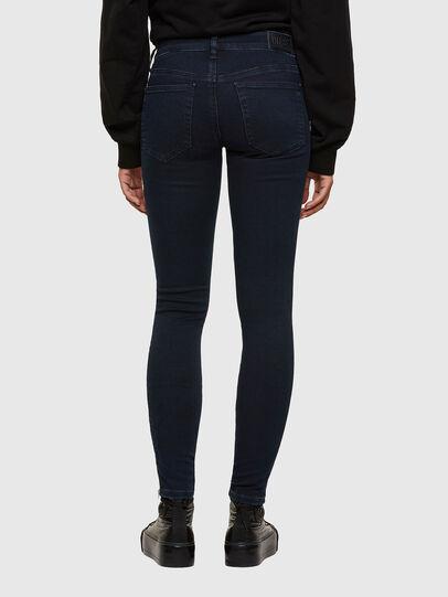 Diesel - Slandy Low 009PV, Dark Blue - Jeans - Image 2