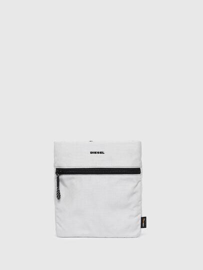 Diesel - F-URBHANITY CROSS, Silver - Crossbody Bags - Image 1