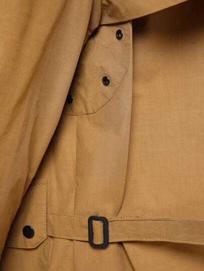 Diesel - J-AHKEE, Light Brown - Jackets - Image 3