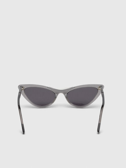 Diesel - DL0303, Grey - Sunglasses - Image 4