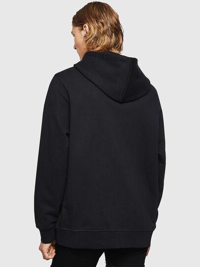 Diesel - SNEILBOOD-X1, Black - Sweaters - Image 2