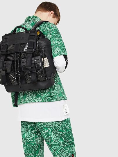 Diesel - M-CAGE BACK,  - Backpacks - Image 6