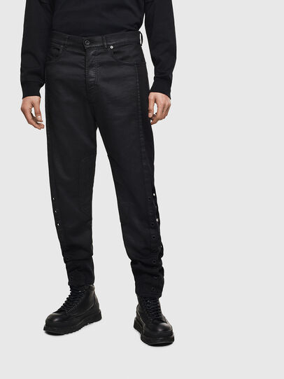 Diesel - TYPE-2015-NE, Black/Dark grey - Jeans - Image 1