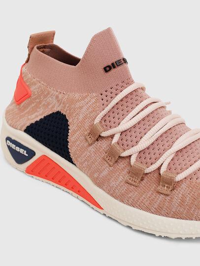 Diesel - S-KB ATHL LACE W, Pink - Sneakers - Image 4