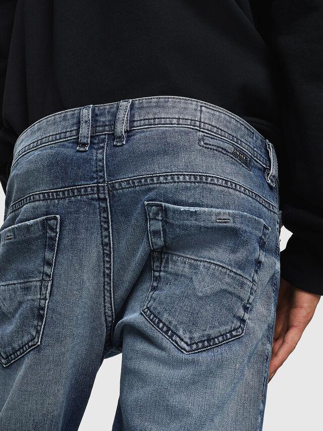 Diesel - Thommer 0853P, Medium blue - Jeans - Image 4