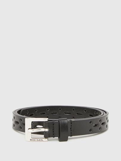 Diesel - B-TIROL, Black - Belts - Image 1