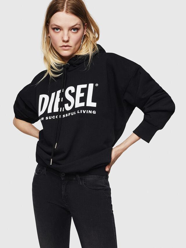 Diesel - Slandy 069BU, Black/Dark grey - Jeans - Image 3