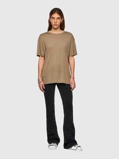 Diesel - T-ENKA-C.C, Light Brown - T-Shirts - Image 5