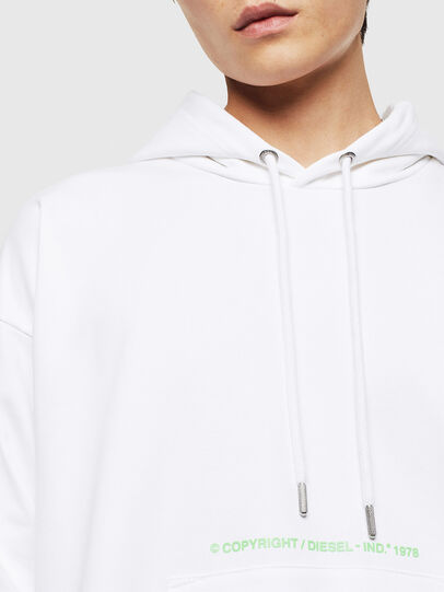 Diesel - S-ALBY-S2, White - Sweaters - Image 5