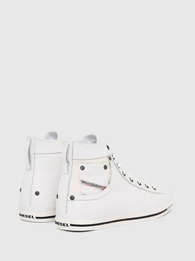 Diesel EXPOSURE I, White - Sneakers - Image 3