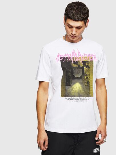 Diesel - T-JUST-B24,  - T-Shirts - Image 1