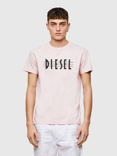 Diesel - T-DIEGOS-E34, Face Powder - T-Shirts - Image 1