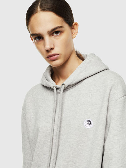 Diesel - S-AFTER, Light Grey - Sweaters - Image 6