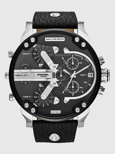 Diesel - DZ7313 MR. DADDY 2.0, Black - Timeframes - Image 1