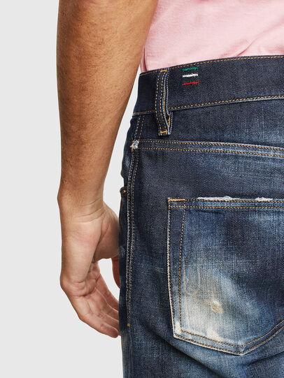 Diesel - D-Strukt 009BH, Dark Blue - Jeans - Image 5