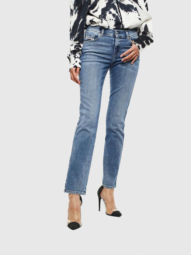 Sandy 009AA, Medium blue - Jeans