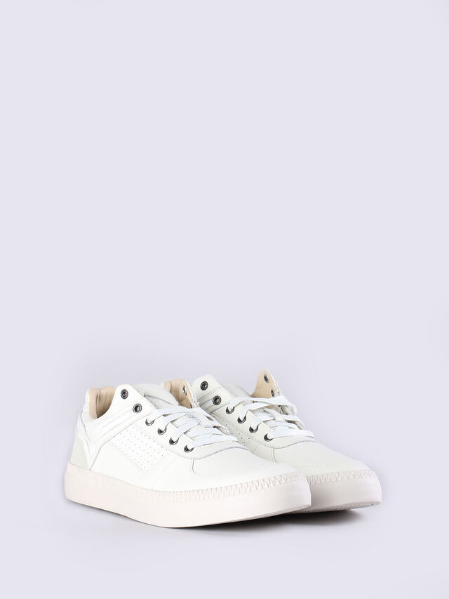 S-SPAARK LOW, White