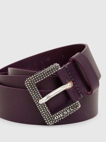 Diesel - B-RIGGE, Dark Violet - Belts - Image 2