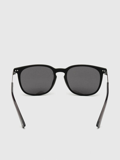 Diesel - DL0311, Black - Sunglasses - Image 4