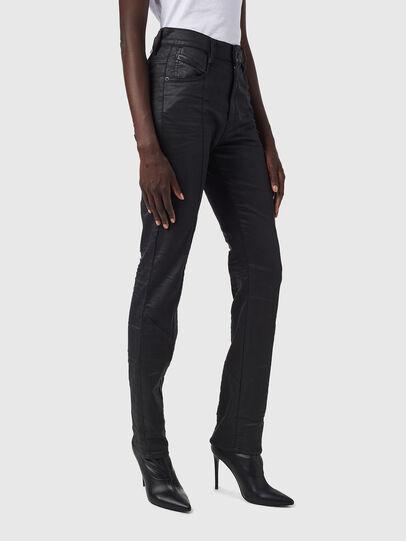 Diesel - D-Arcy JoggJeans® 069YI, Black/Dark grey - Jeans - Image 6