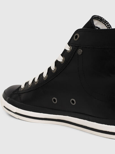 Diesel - EXPOSURE IV W, Black - Sneakers - Image 4