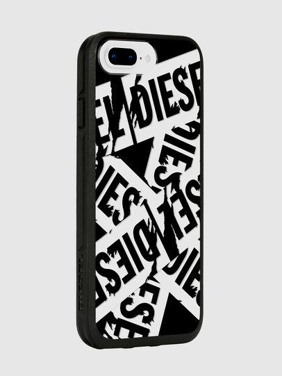 Diesel - MULTI TAPE BLACK/WHITE IPHONE 8 PLUS/7 PLUS/6S PLUS/6 PLUS CASE,  - Cases - Image 6
