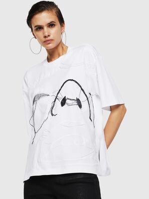 TELIX, White - T-Shirts