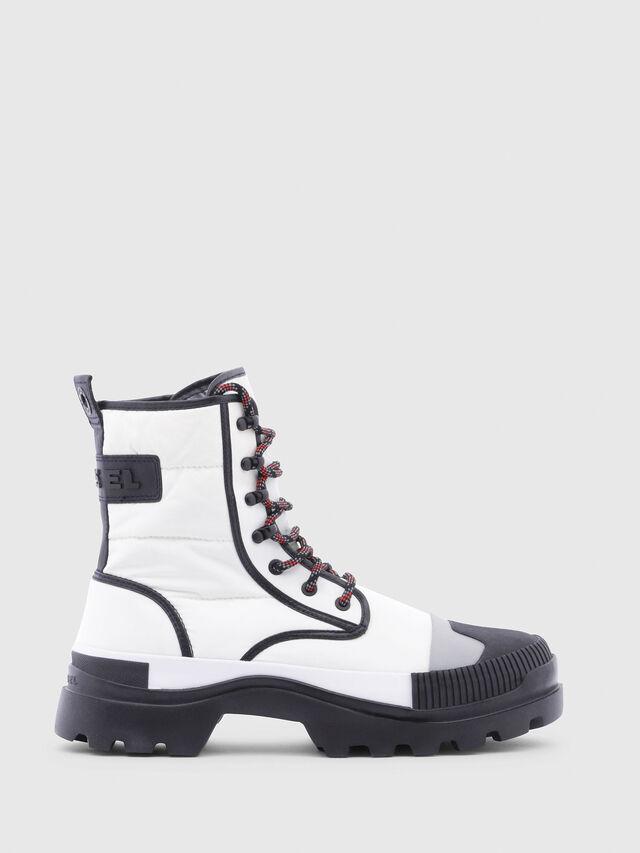 Diesel - D-VAIONT DBB, White/Black - Boots - Image 1