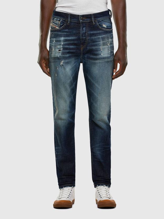 D-Vider 0092I, Dark Blue - Jeans