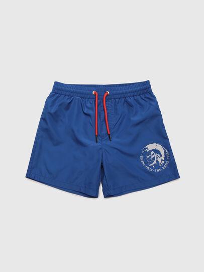 Diesel - MBXLARS, Blue - Beachwear - Image 1