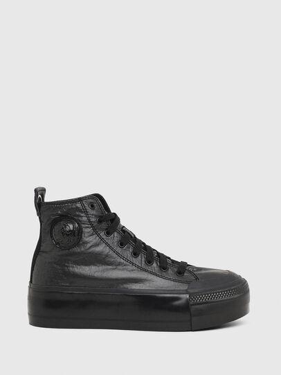 Diesel - S-ASTICO MC WEDGE, Black - Sneakers - Image 1