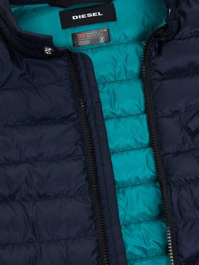 Diesel - W-DOLMIR-KA, Dark Blue - Winter Jackets - Image 8