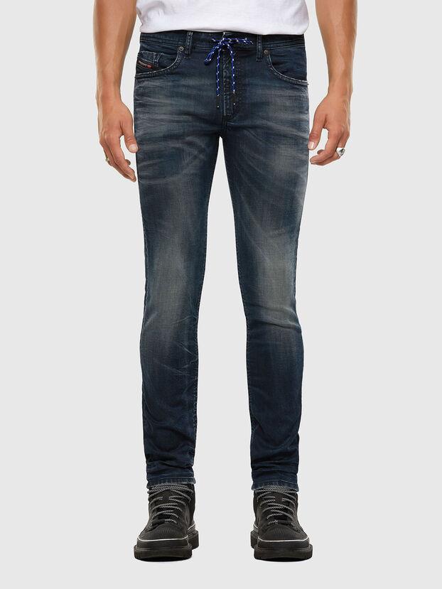 Thommer JoggJeans 069NT, Dark Blue - Jeans